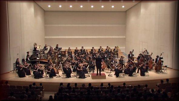 琉球交響楽団定期演奏会の写真